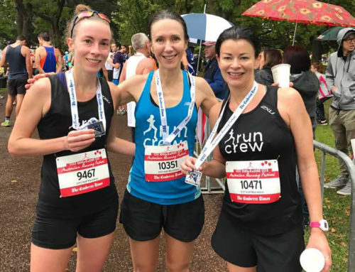 strong performances at australian running festival
